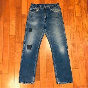 Levi's Vintage 501, 550 High Rise Waist Wedgie vtg